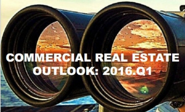 NAR Q12016 Commercial Real Estate Report