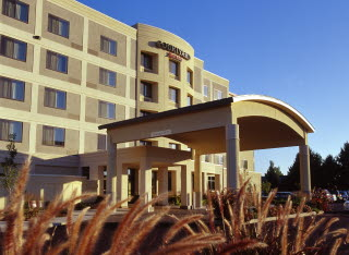 Courtyard by Marriott-Lancaster with reeds