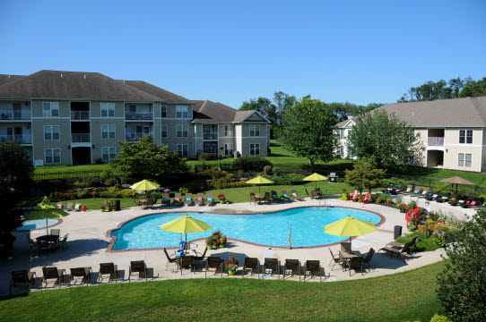 Bentley Ridge Pool & Community